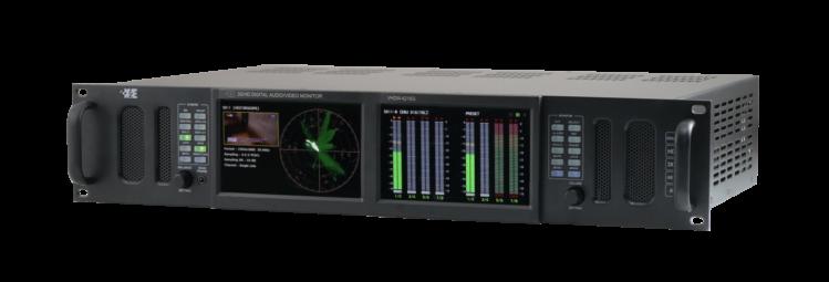 3G-SDI Precision Audio Monitoring Unit