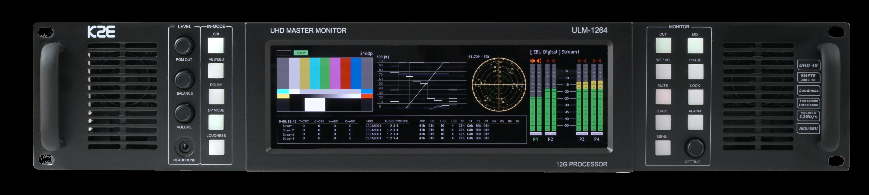 12G-SDI UHD 4K Cross Converter with HDR/SDR processing